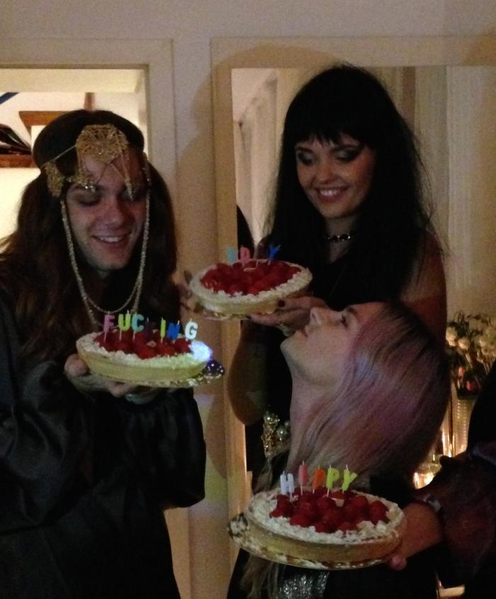 Jack Strifys Geburtstagsparty bei Bonnie